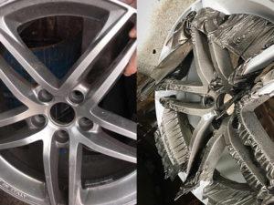 sverniciatura ferro alluminio ghisa 13