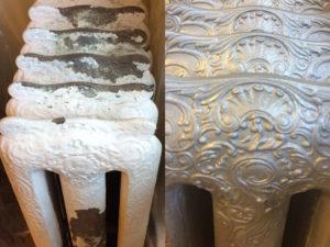 sverniciatura ferro alluminio ghisa 20