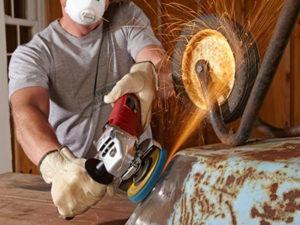 sverniciatura ferro alluminio ghisa 16