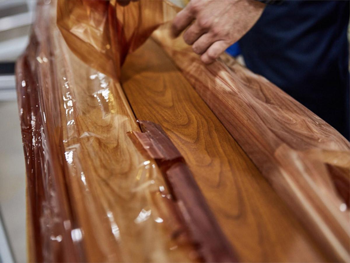 sublimazione con effetto finto legno 01